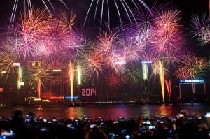 2014HongKong_Fireworks